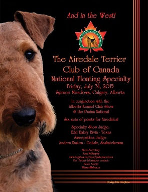Airedale Terrier Club of Canada