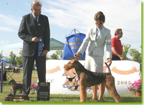 National Specialty 2005 - Best Canadian Bred