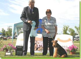 National Specialty 2005 - Best Puppy