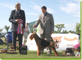 National Specialty 2005 - Best in Specialty